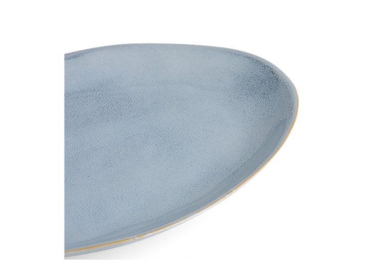 Bretby Oval Platter Medium_Detail