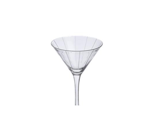 Mayfair Martini Glasses, Set of 2 2