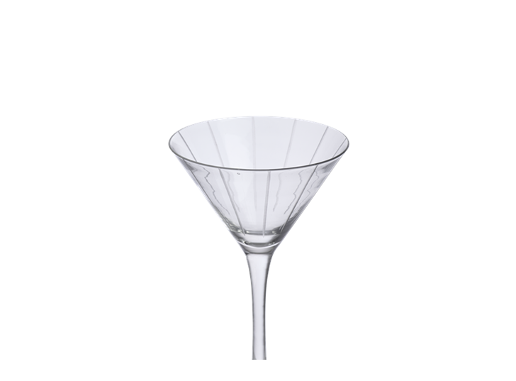 Mayfair Martini Glasses, Set of 2 2