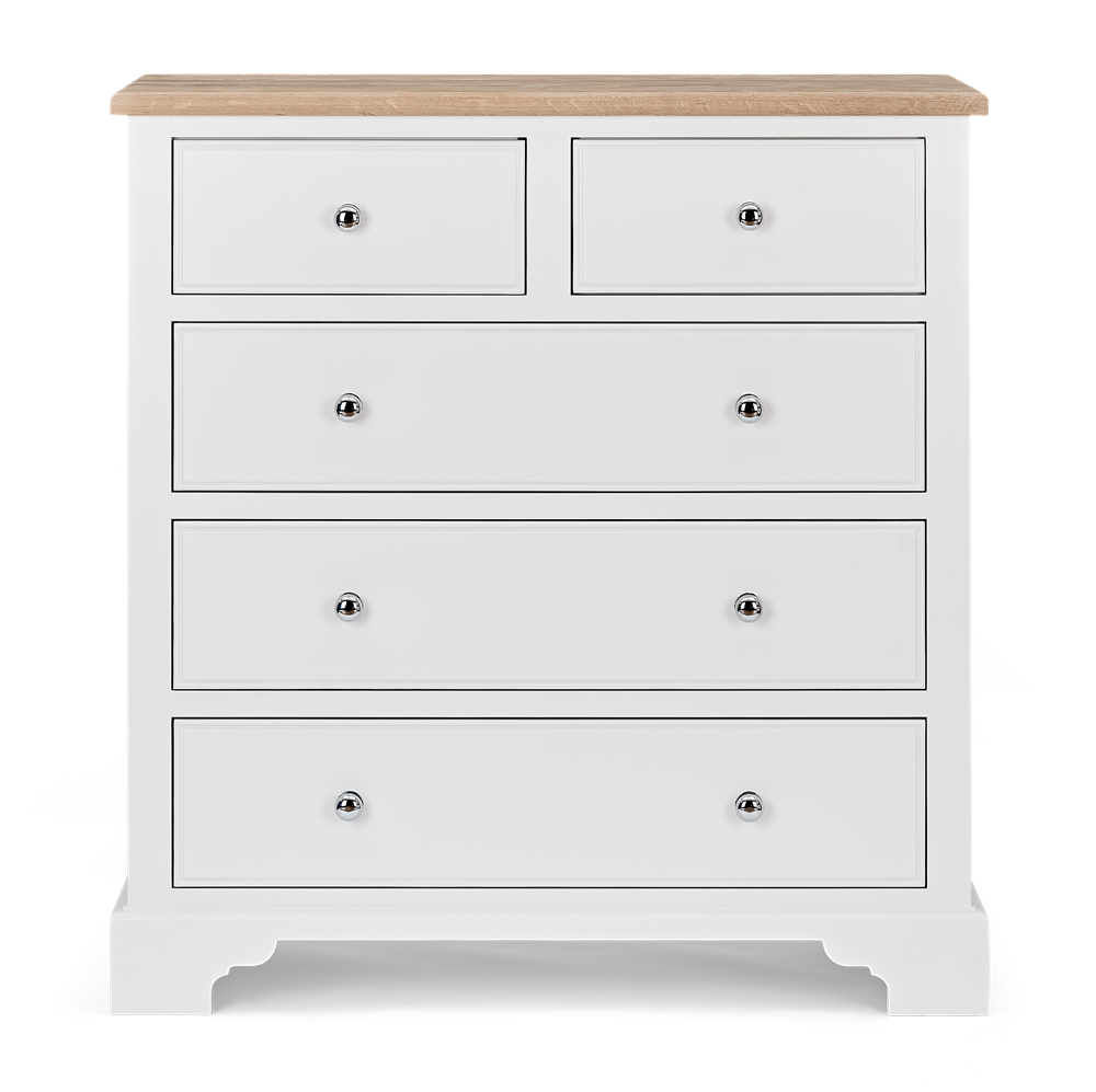 Chichester_Tall Chest of Drawers_Shell_Front