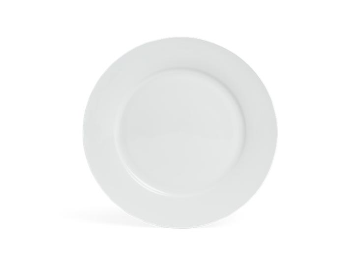 Fenton Dinner Plate Set of 6 White_Top