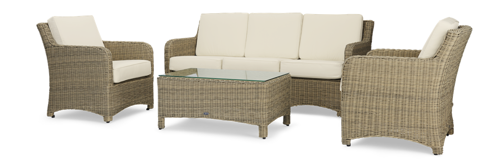Compton Modular 5 Seater Set with Coffee Table