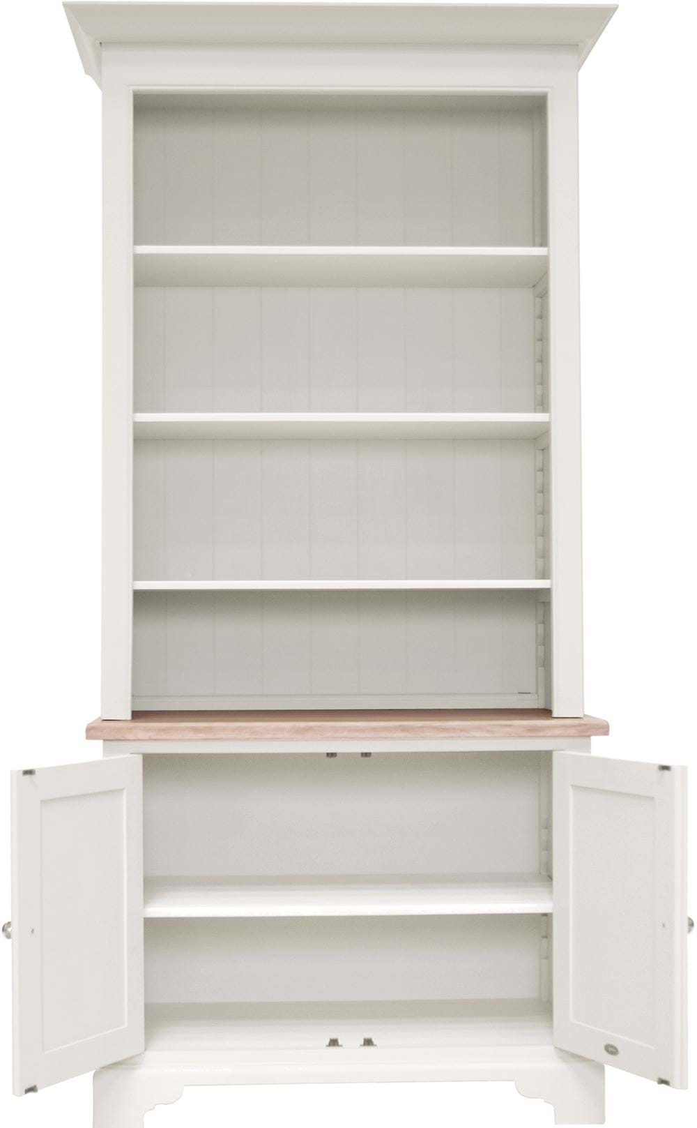 Chichester 3ft Original Bookcase 3_Shingle