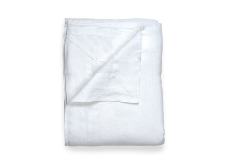 Emily Linen Tablecloth Salt_Top Folded