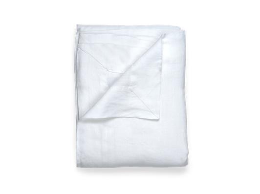Emily Linen Tablecloth Salt_Top Folded