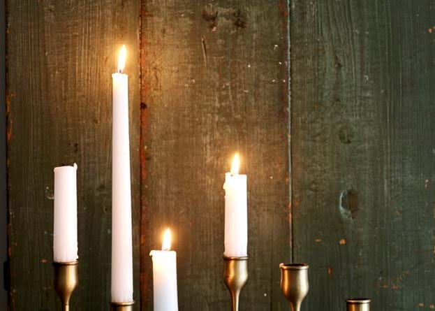 Candlestick candles