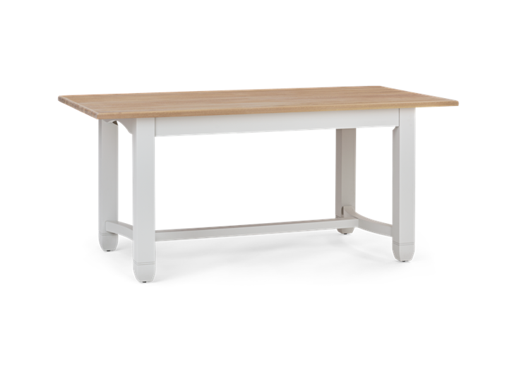 Chichester 170 Rectangular Table_Shingle_3Quarter