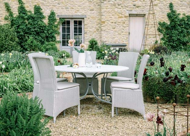 SS20 BOSCOMBE 6S & CHATTO CHAIRS (MARBLE)