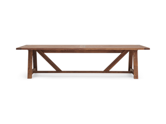 Arundel_305 Table_Dark Oak_Front