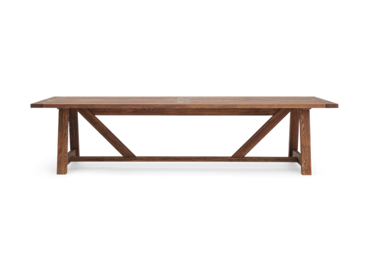 Arundel_305 Table_Dark Oak_Front