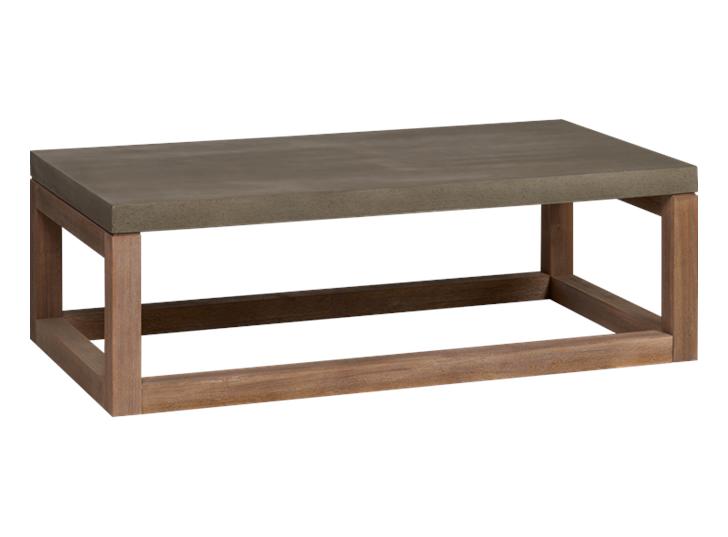 Hove Coffee Table_Garden Furniture_Concrete Top