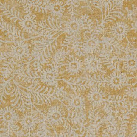 Orla Linen Saffron