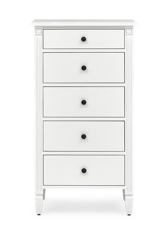 Larsson tall chest of drawers front