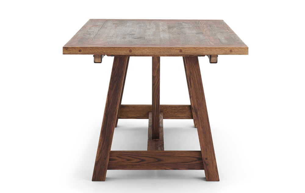 Arundel_Extending Table_Dark Oak_Side