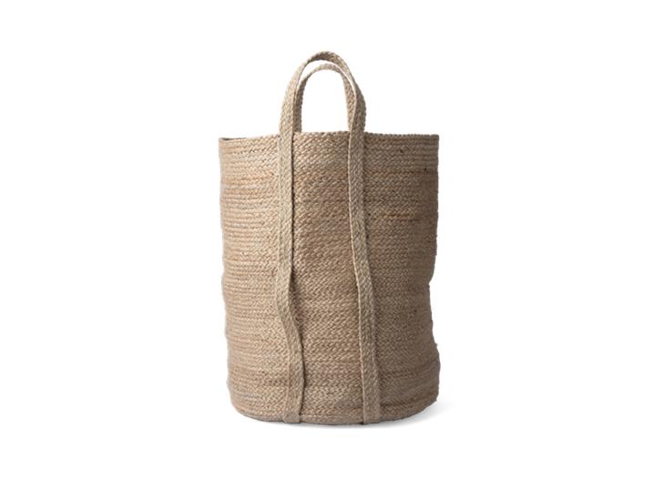 Arbroath laundry basket, side