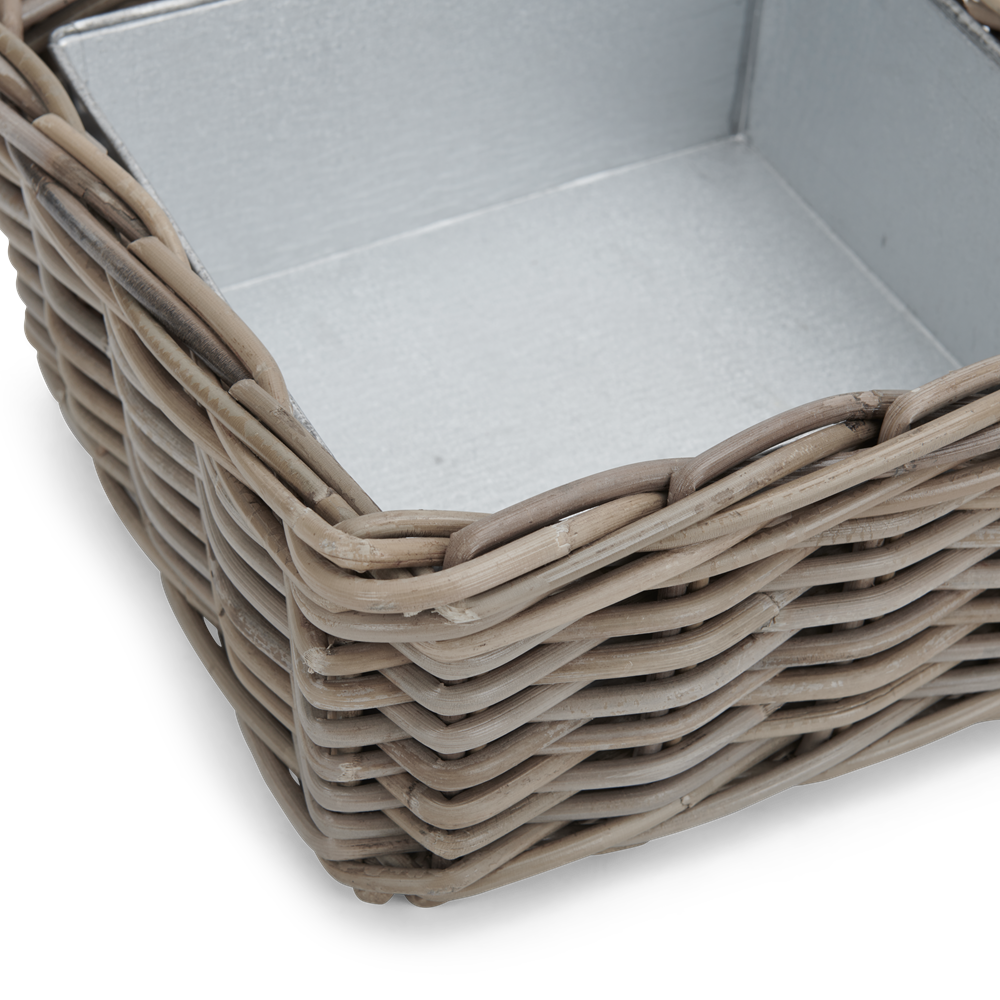 Littleton square basket