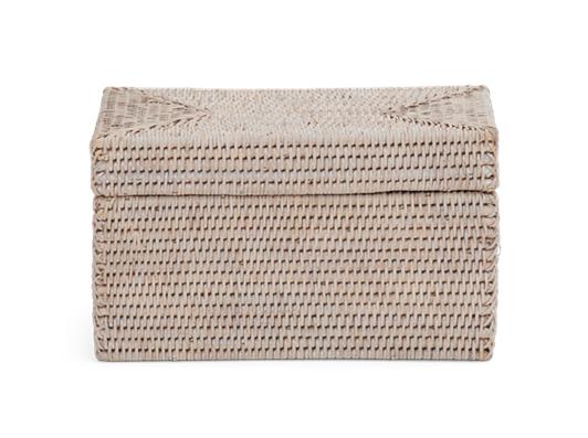 Ashcroft Rectangular Lidded Box