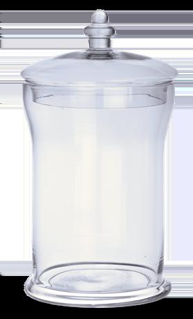 Belmont Glass Jar, Large