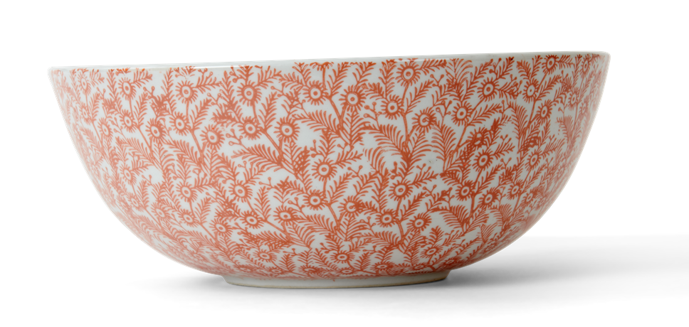 Olney decorative bowl, medium bowl_front