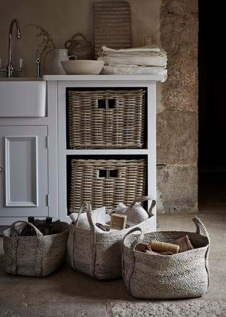 Somerton laundry basket