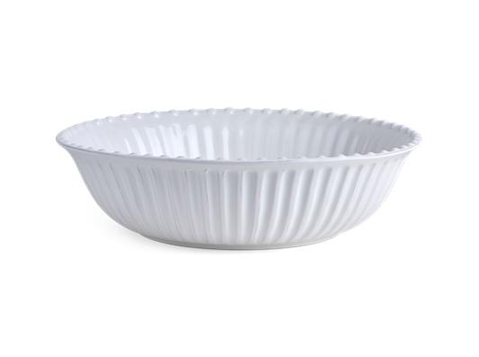 Lamorran Low Bowl Large_Front