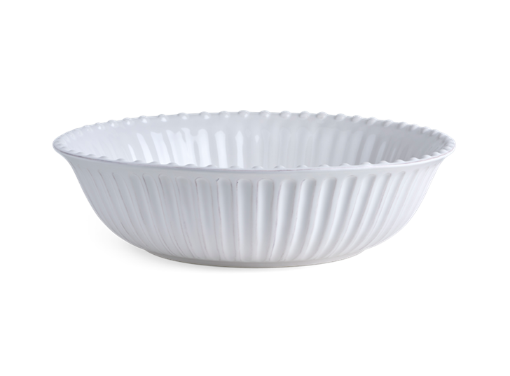 Lamorran Low Bowl Large_Front