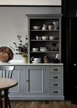 Chichester Fog kitchen no print