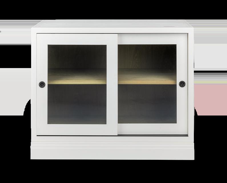 Chawton, 2 door base glazed doors, front copy