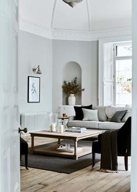 Edinburgh Coffee Table, Square