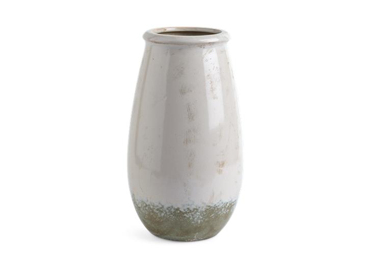 Whitton Large Vase Snow_Front 3