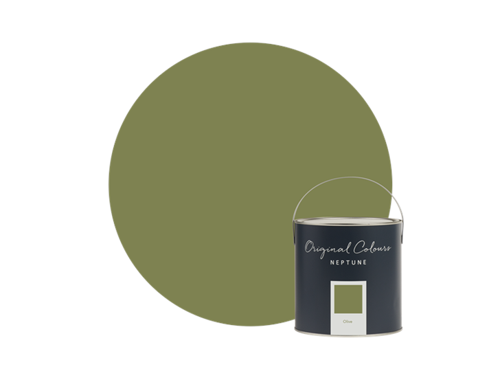 Seasonal Olive tin
