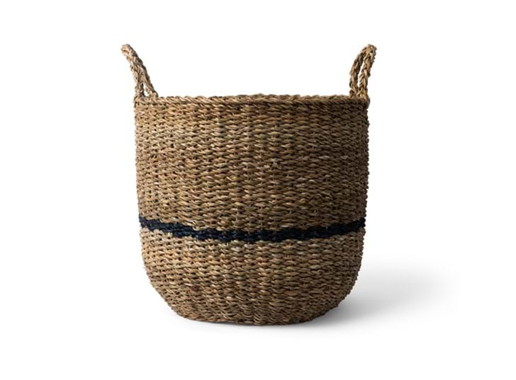 Redford log basket, medium, front