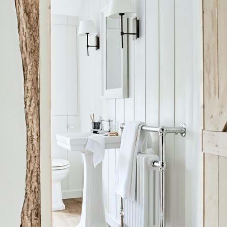 Hanover bathroom