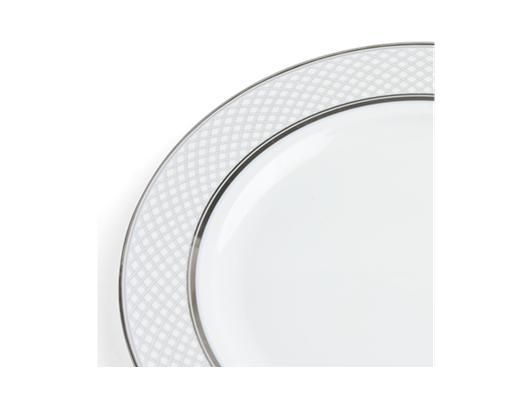 Fenton Charger Set of 2 Platinum_Detail