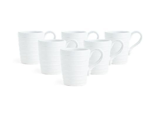 Bowsley Mug Set of 6