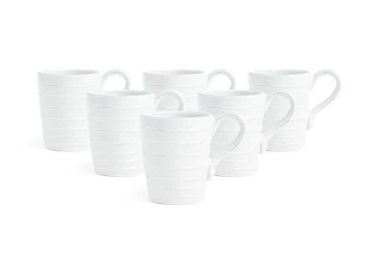 Bowsley Mug Set of 6