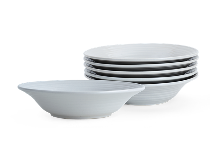Lewes Bowl Grey_Stack