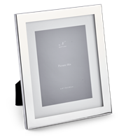 Newton Silver Plated Photo Frame
