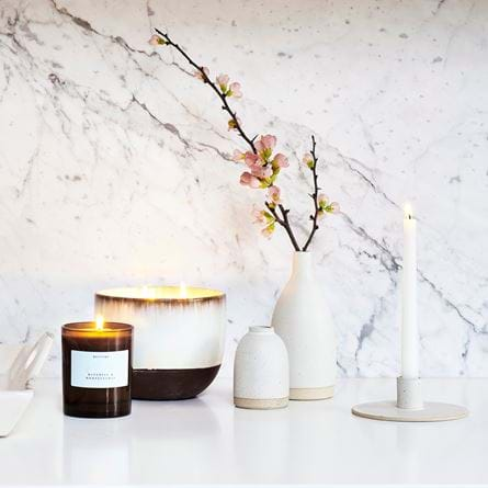 Bayham candlestick