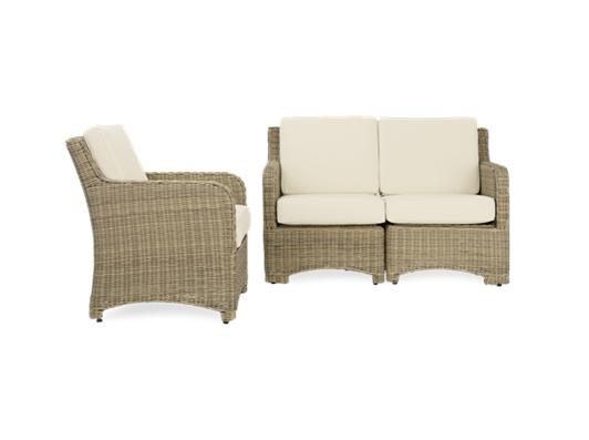 Compton Modular 3 Seater Sofa Set