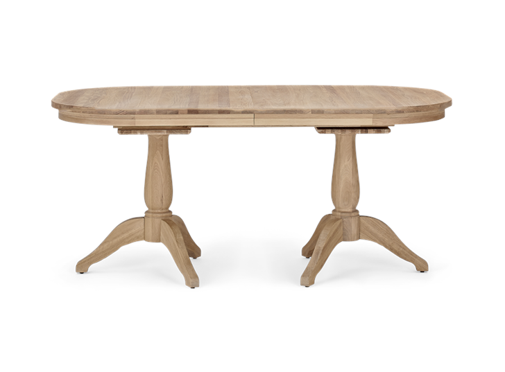 Henley 170-270 Extending Table_Oak_Front