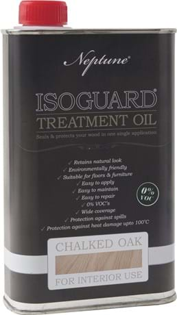 Isoguard Chalked oak