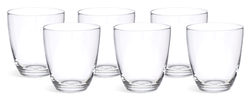 Barnes Tumblers, set of 6