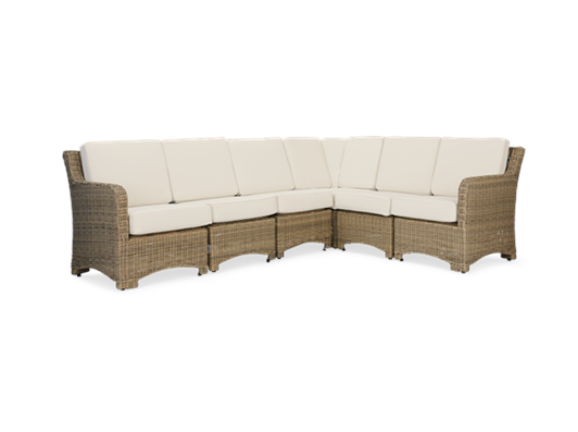 Compton Modular 6 Seater Corner Sofa