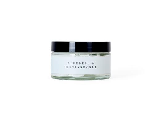 Bluebell & honeysuckle body cream_front
