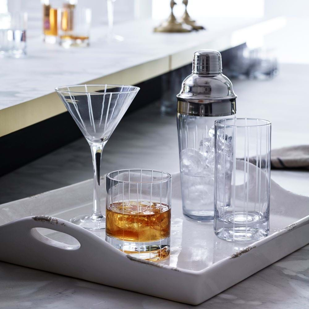 Mayfair Low Ball Glasses