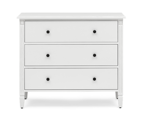 Larsson chest of drawers front