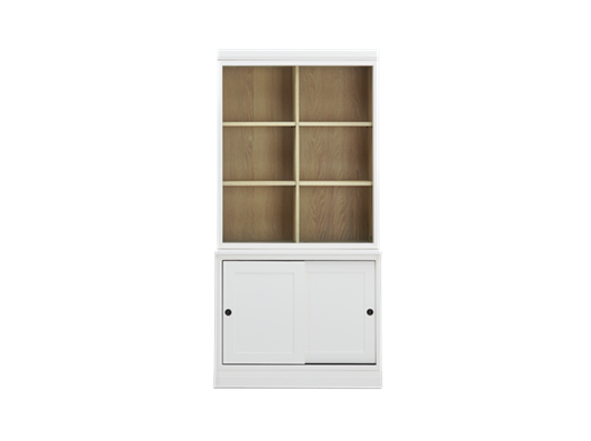 Chawton Open Low Single Dresser