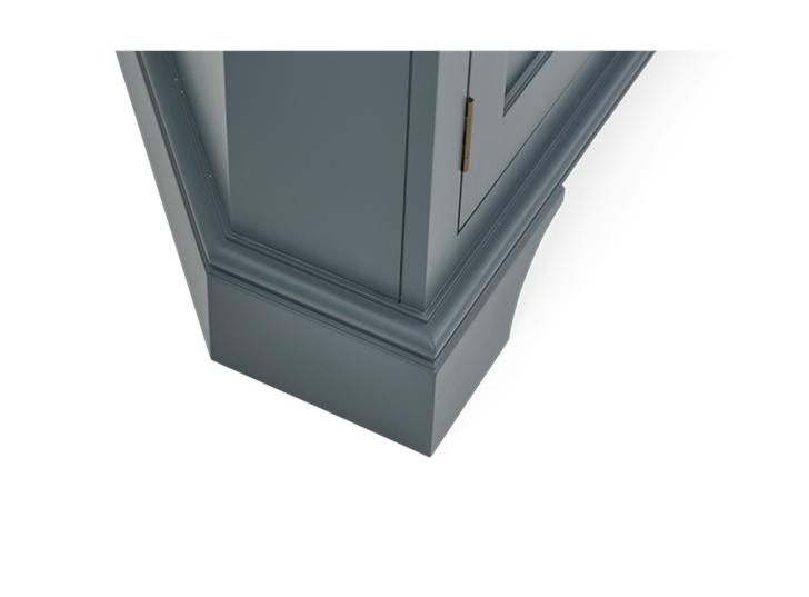 Henley 4ft AV Corner Cabinet Detail 03