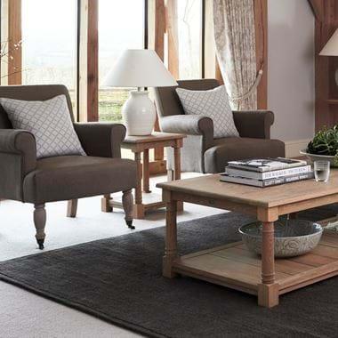 Tolsey rug in sitting room